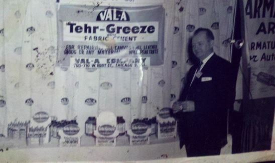 "Val ""The Bish"" Cismoski Presenting Tehr-Greeze"