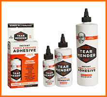 Tear Mender Fabric & Leather Adhesive