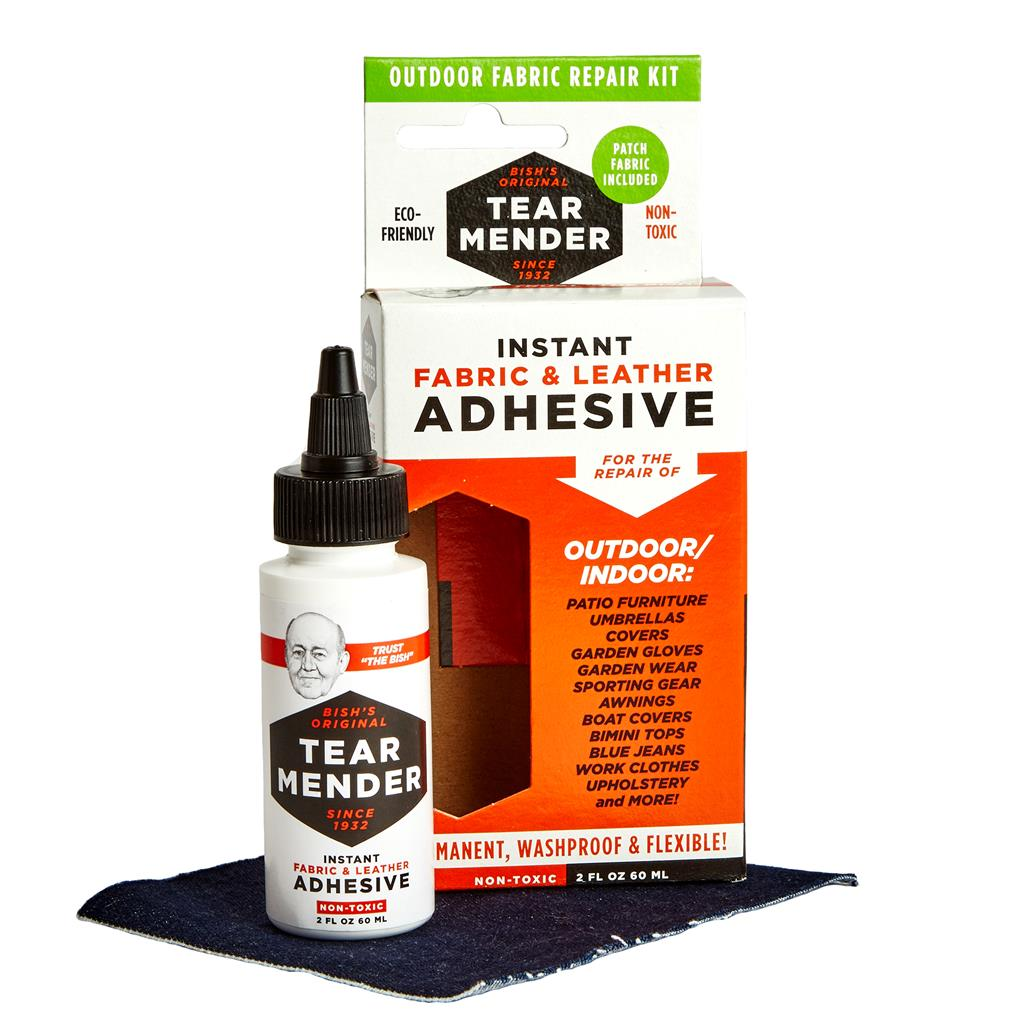 Tear Mender Outdoor Fabric Repair Kit - Case of 12