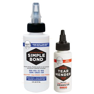 Simple Bond All Purpose Non Toxic Adhesive Product Line